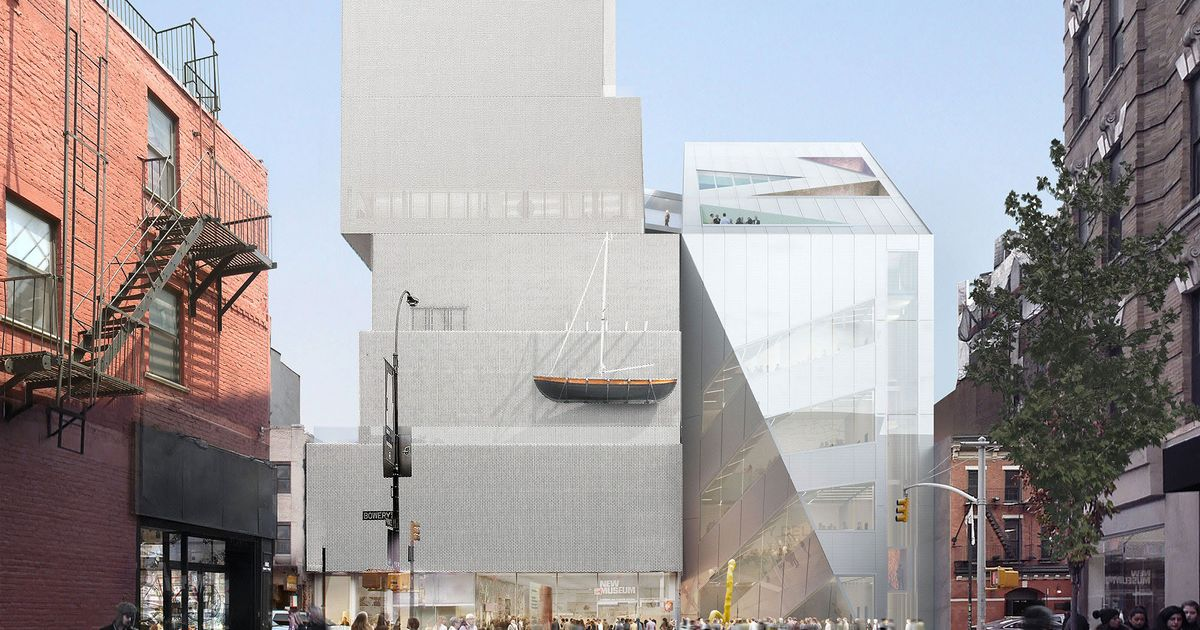 OMA Adds a Dose of Delirium to the New Museum