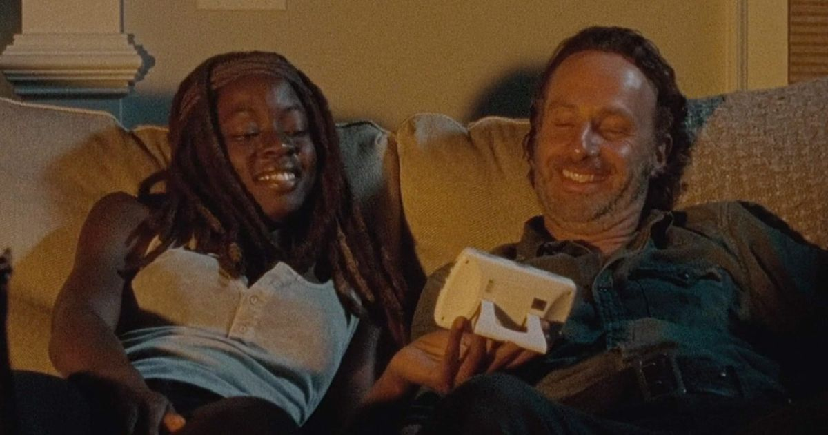 Let's Talk About Rick and Michonne's Very Big Night on The ...