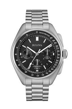Bulova Men's Moon Watch Chronograph Special Edition