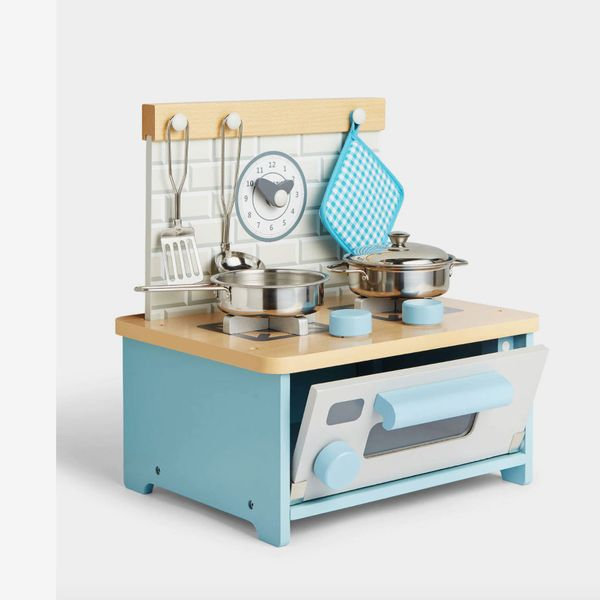 John Lewis & Partners Wooden Mini Kitchen