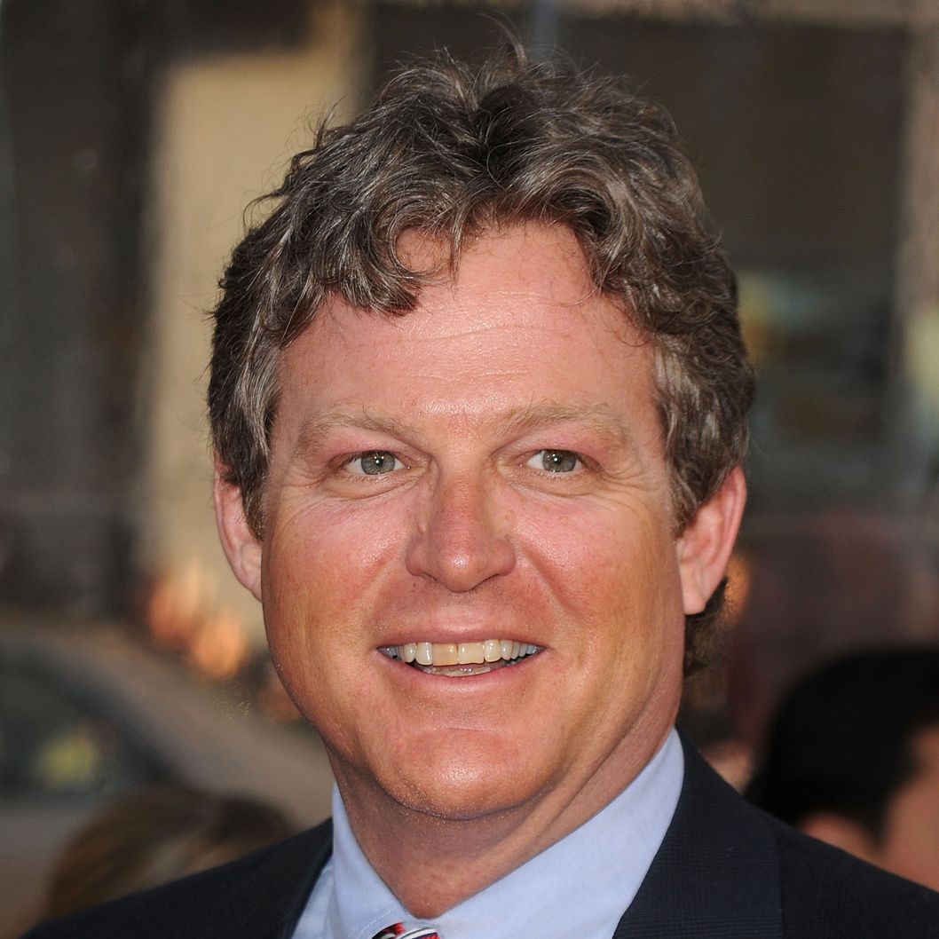 "Actor Ted Kennedy Jr. arrives at ""The Losers"" Premiere at Grauman's Chinese Theatre on April 20, 2010 in Hollywood, California."