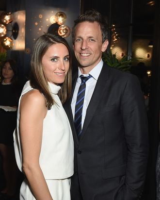 Seth Meyers With The Orchard And The Cinema Society Host A Special Screening Of