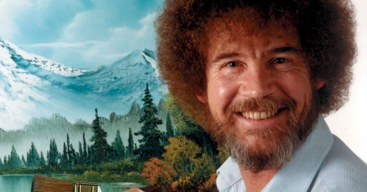 5.6 Million People Got High and Watched Bob Ross's The Joy ...