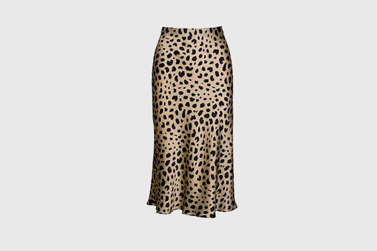 1ee3c44126 The Best Leopard Skirts of 2019: Where to Buy the Trend