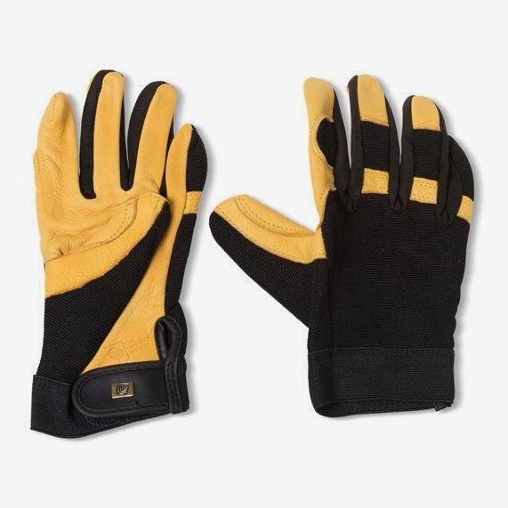 Gold Leaf Women's Soft Touch Gloves