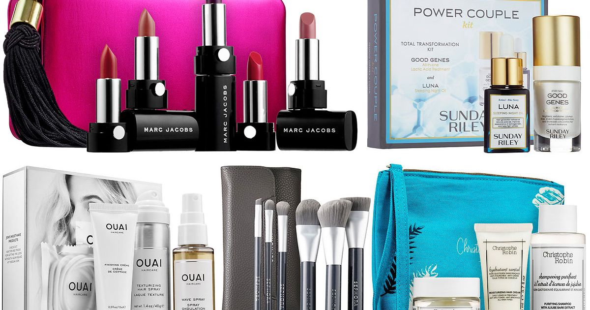 Best holiday gift sets at sephora
