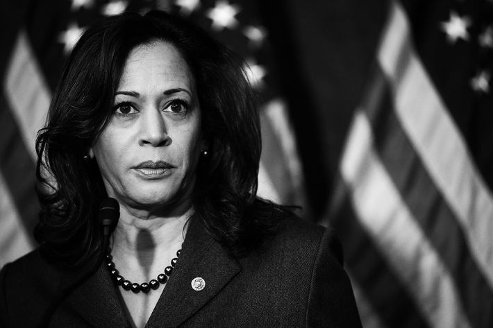 kamala harris 2020 presidential run?
