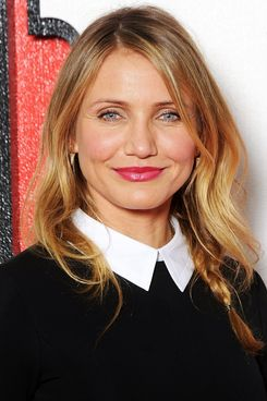 Cameron Diaz on Water, Aging, and Those Body-Hair Comments  Cameron Diaz
