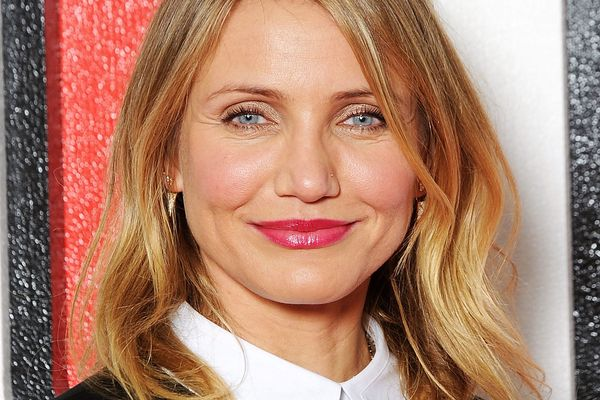 Cameron Diaz on Water, Aging, and Body Hair