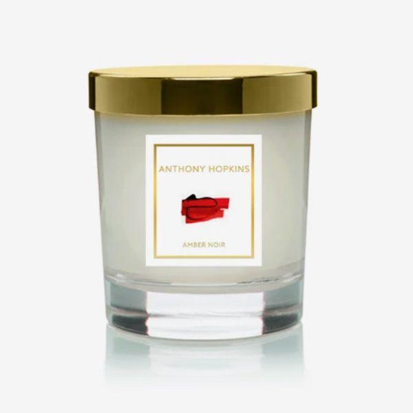 Anthony Hopkins Amber Noir Candle