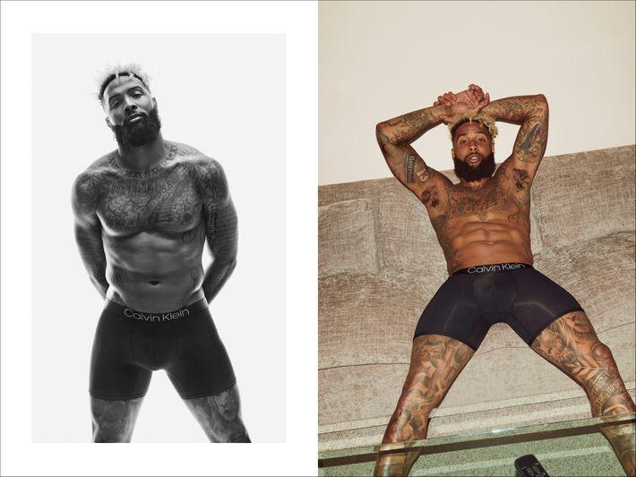 Diplo in the New Calvin Klein Underwear Campaign