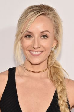 Nastia Liukin at the 2016 Tribeca Film Festival.