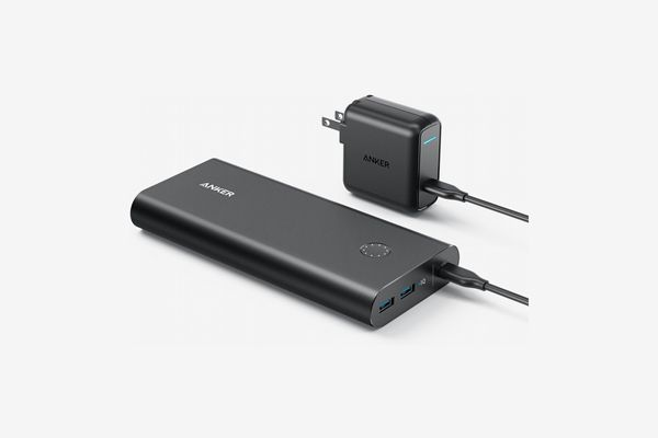 Anker PowerCore+ 26800 PD with 30W Power Delivery Charger