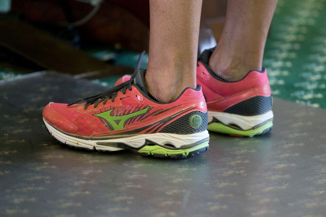 Wendy Davis Shoes Amazon Review