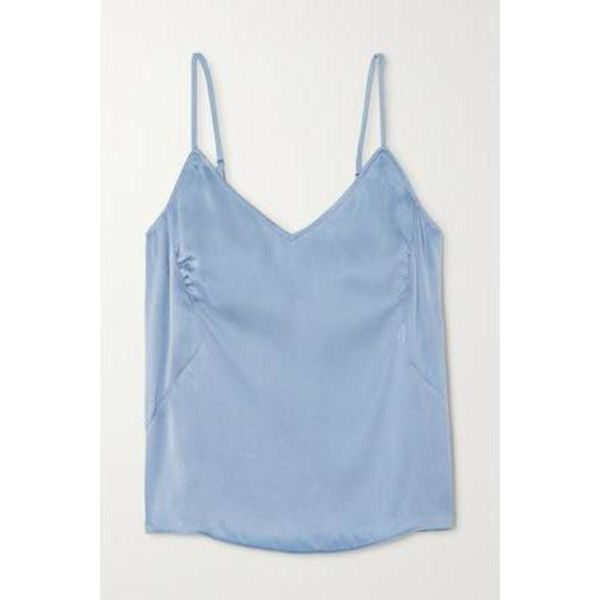 Skin Tabatha Silk-Stretch Camisole