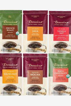 Teeccino Herbal Coffee Sampler