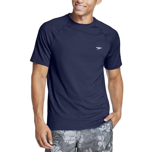 Speedo UV Swim Shirt Short Sleeve T-Shirt