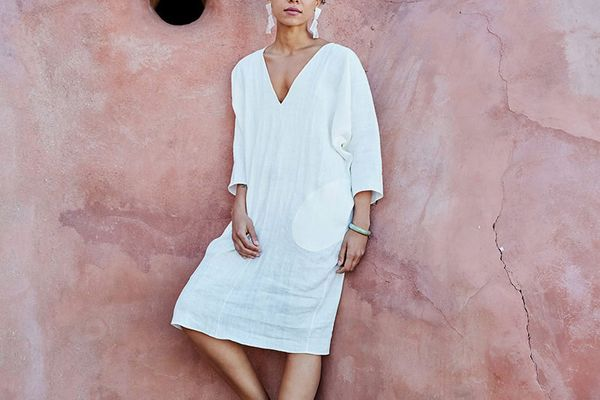 Long Sleeve Dolman Dress