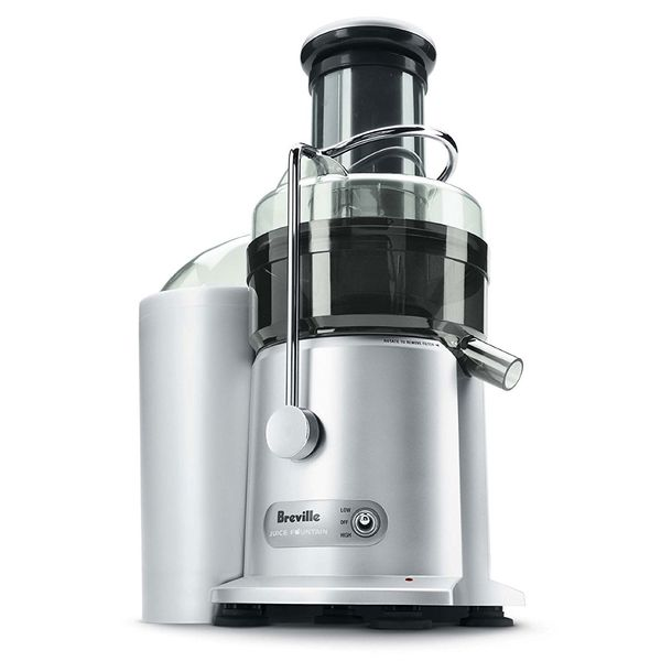 Most Useful Gadgets - Breville JE98XL Juice Fountain Plus 850-Watt Juice Extractor