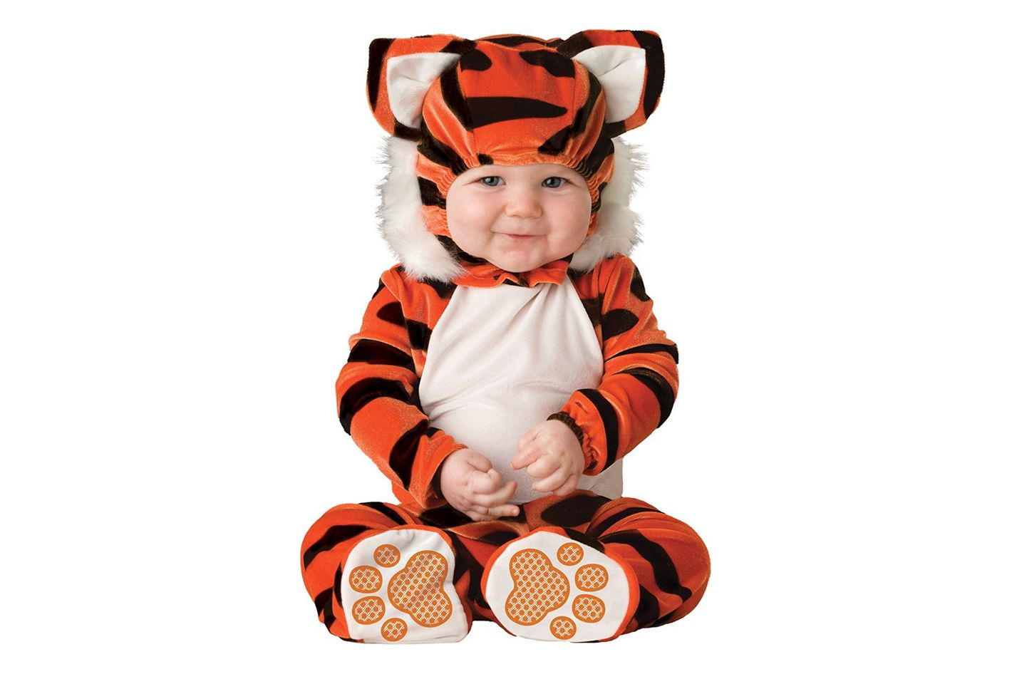 Incharacter Baby Tiger Tot Costume  sc 1 st  NYMag & 15 Best Baby Infant Halloween Costumes 2017: Monsters Lions