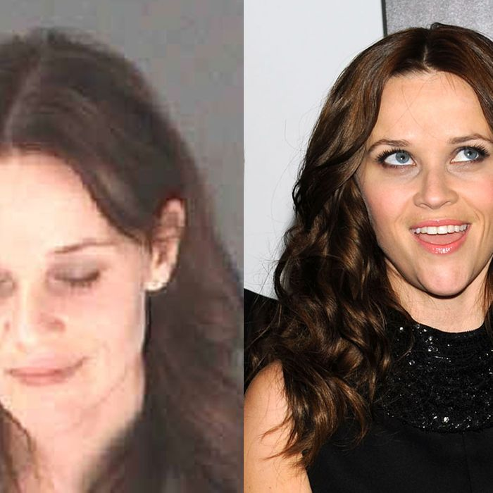 Reese Witherspoon Chin