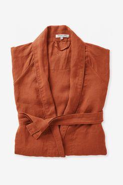 Serena & Lily Positano Linen Robe