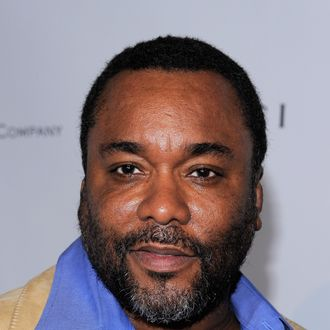 NEW YORK, NY - MARCH 14: Director Lee Daniels attends the premiere of Julian Schnabel's