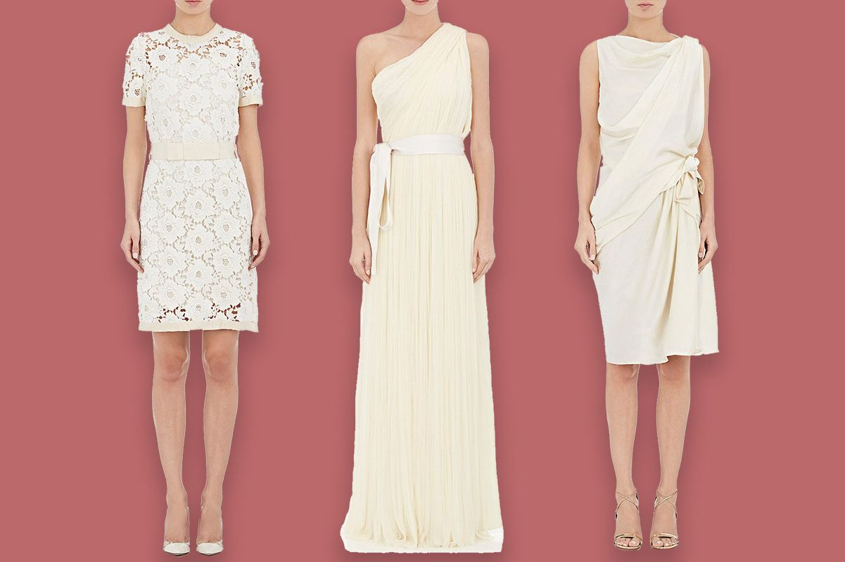 12 Lanvin Wedding Dresses on Sale at Barneys