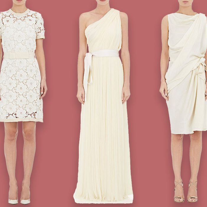 There Are A Lot Of Lanvin Wedding Dresses On Super Duper Right Now