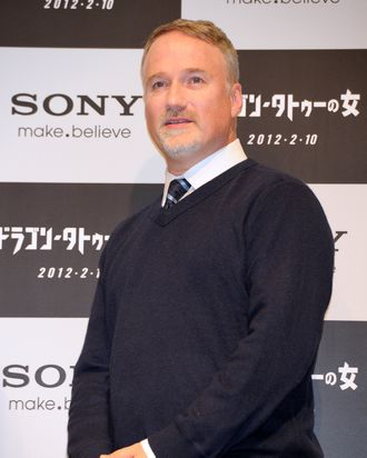 TOKYO, JAPAN - JANUARY 31: Director David Fincher attends the 'The Girl with the Dragon Tattoo' press conference at Tokyo Midtown on January 31, 2012 in Tokyo, Japan. The film will open on February 10 in Japan. (Photo by Koki Nagahama/Getty Images)
