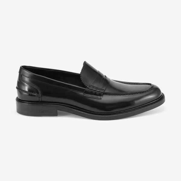 Vinny's Townee Black Polido Loafer