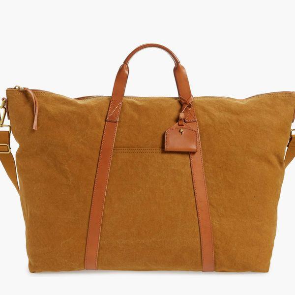 Madewell Essential Weekender Bag