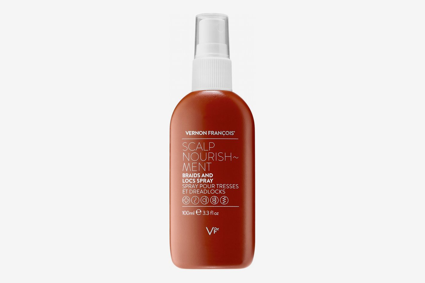 VERNON FRANCOIS SCALP NOURISH~MENT Braids and Locs Spray