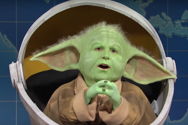 Baby Yoda Is a Lot More Self Aware Than We Thought