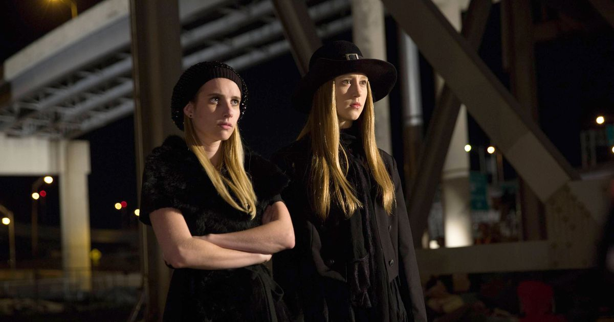 American Horror Story Coven Recap Someone Else Say Swamp Witch