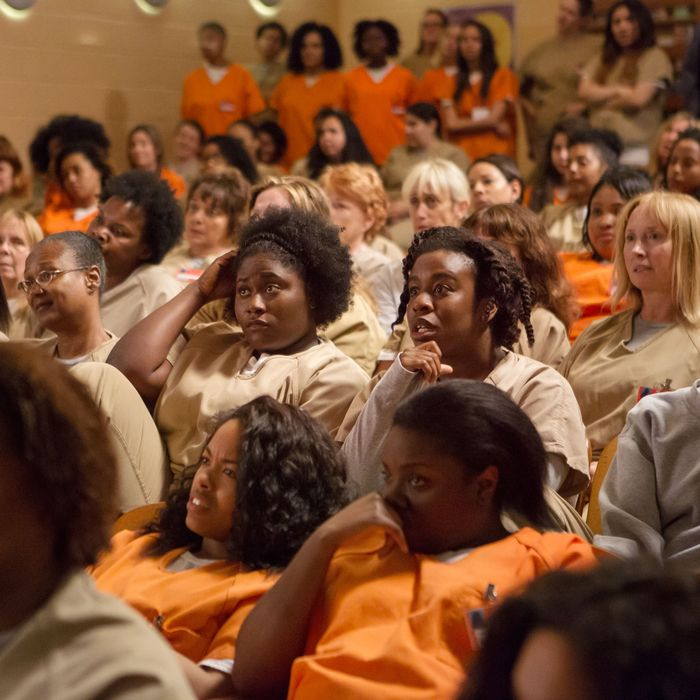 How Much Time Do the Women of Orange Is the New Black Have Left in