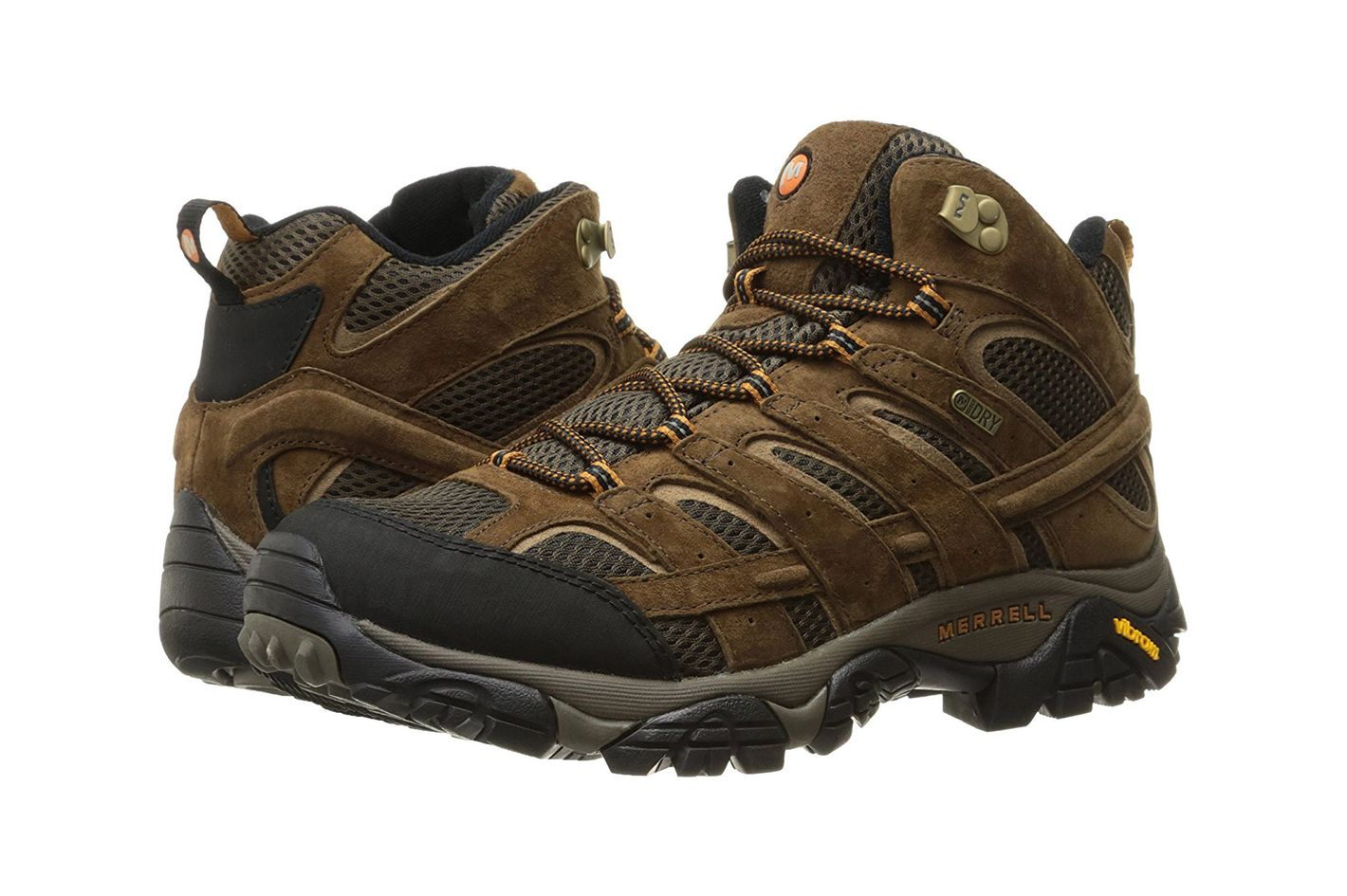 95def57e930 Merrell Men s Moab 2 Mid Waterproof Hiking Boot