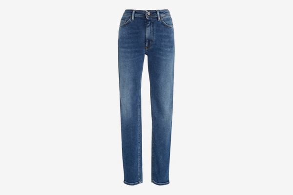 Acne Studios Peg High-Rise Skinny Jeans