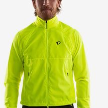 PEARL iZUMi Quest Barrier Convertible Cycling Jacket, Men's