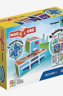 Geomag Magicube Transport
