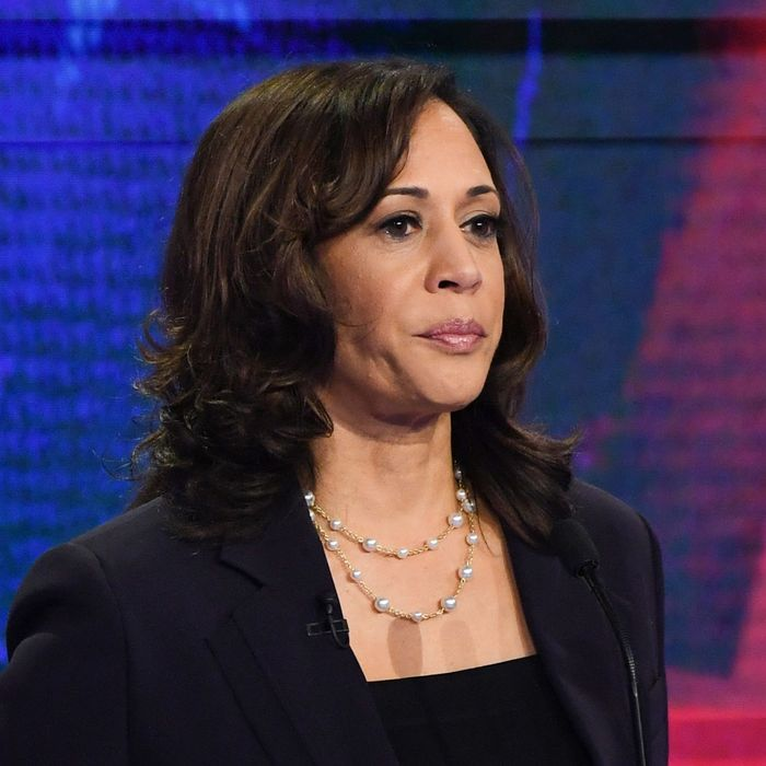 Kamala Harris Ends The Era Of Coddling Joe Biden On Race