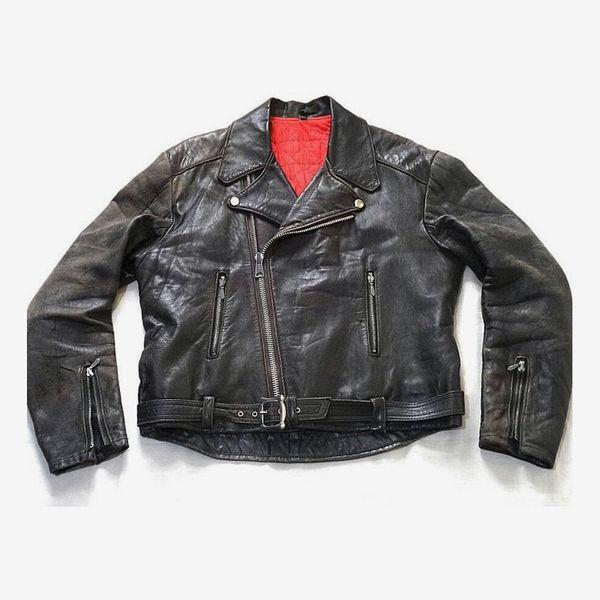 Lewis Leathers Twin Track Bronx Jacket