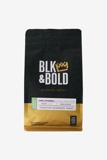 Blk & Bold Single Origin Light Roast Whole Bean Coffee (Limu, Ethiopia)