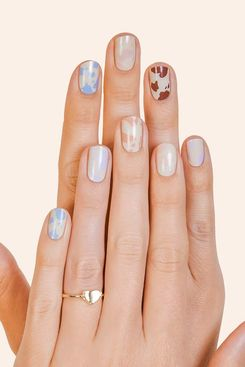 ManiMe At Home Gel Manicure Cow Town