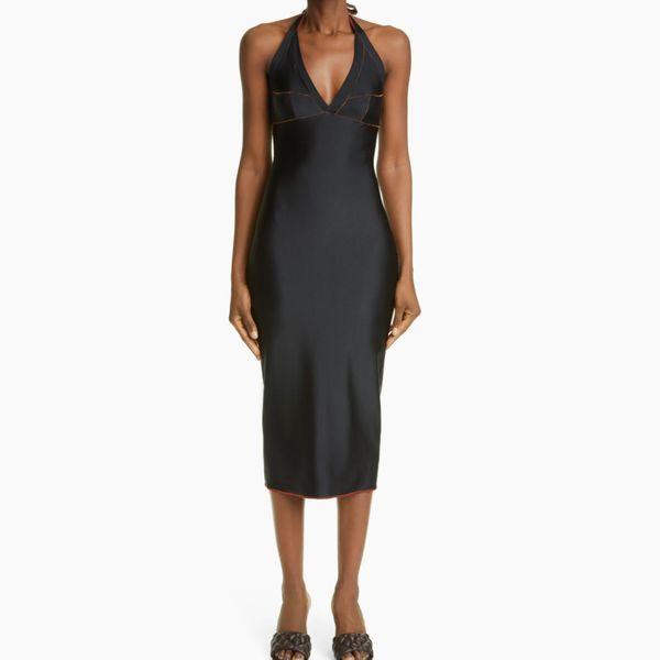 XULY BET Iconic Halter Dress
