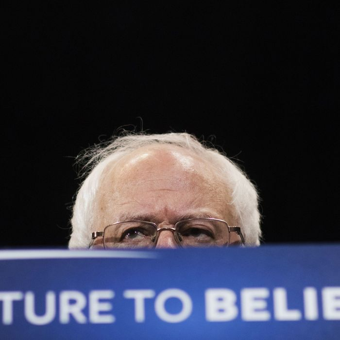 Presidential Candidate Bernie Sanders Holds Ohio Campaign Rally
