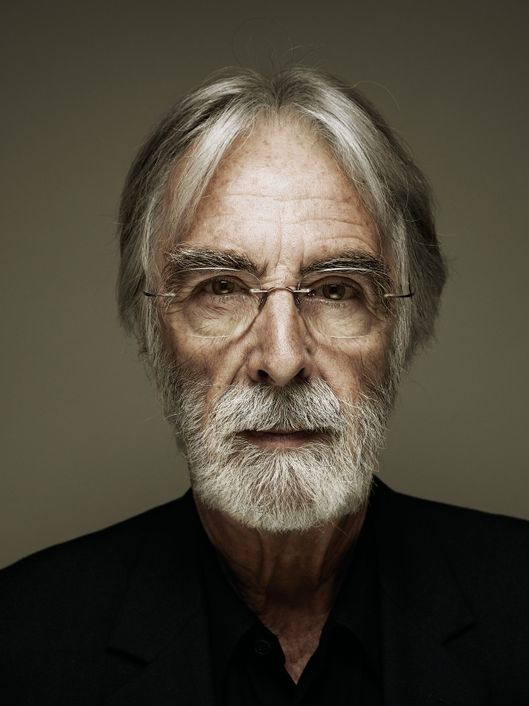 Director Michael Haneke is photographed for Self Assignment on September 25, 2012 in Paris, France.