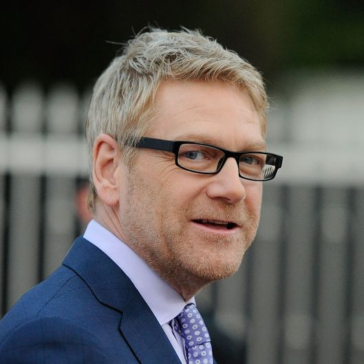 Actor Kenneth Branagh attends the GREAT British Film Reception to honor the British nominees of The 84th Annual Academy Awards
