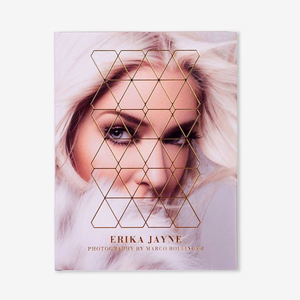 Signed Copy of Erika Jayne's Limited-Edition Coffee Table Book 'Erika Jayne'