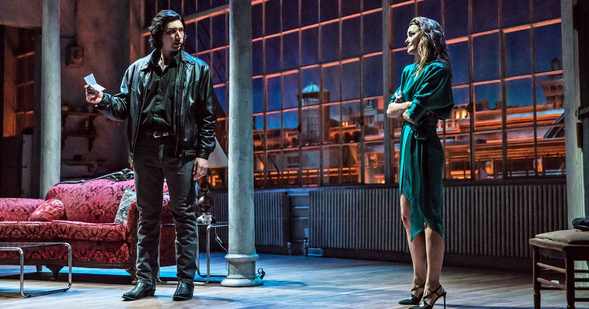 Theater Review: Men Behaving Bigly, in Burn This and Socrates